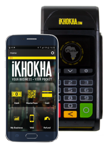 Introducing the iKhokha Shaker