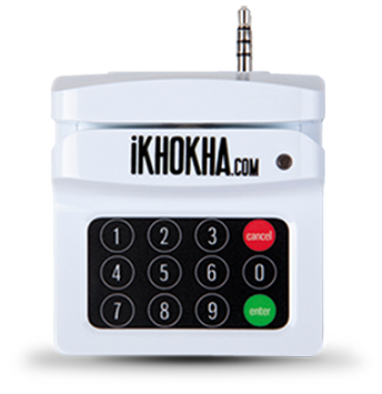 iKhokha Adapter White